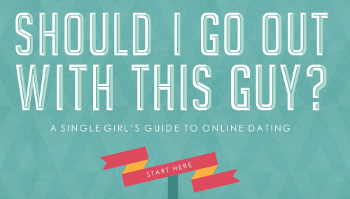 Guide to online dating for guys