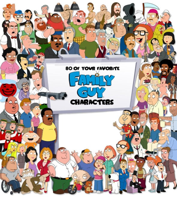 infographic family guy giggity 80 of your favorite