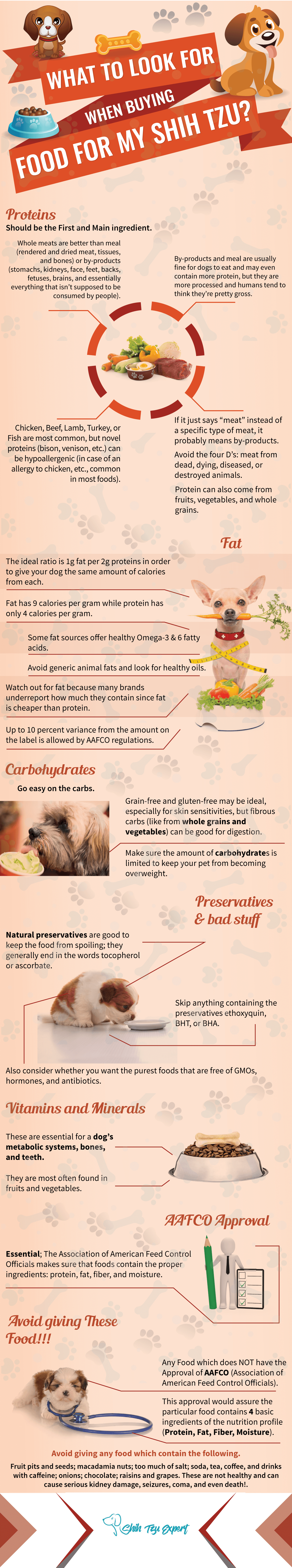 shih tzu feeding how to find the best dog food for shih tzu 5388
