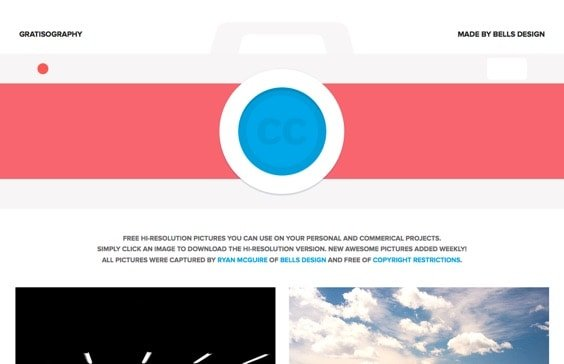 Gratisography Free Stock Photography website